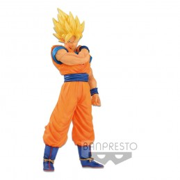 BANPRESTO DRAGON BALL Z SUPER SAIYAN SON GOKU STATUE FIGURE