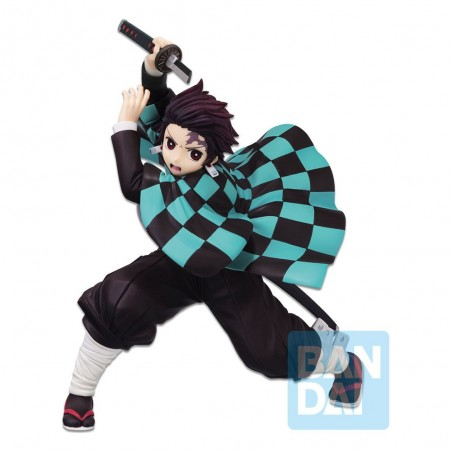 DEMON SLAYER ICHIBANSHO TANJIRO KAMADO STATUE FIGURE