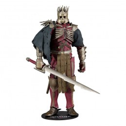 THE WITCHER EREDIN 18CM ACTION FIGURE MC FARLANE