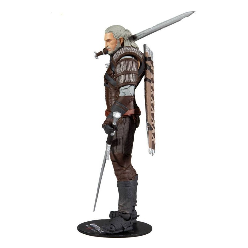 MC FARLANE THE WITCHER GERALT OF RIVIA 18CM ACTION FIGURE