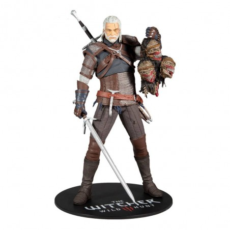 THE WITCHER GERALT OF RIVIA 30CM ACTION FIGURE