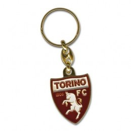 TORINO FC LOGO METALLO KEYCHAIN PORTACHIAVI