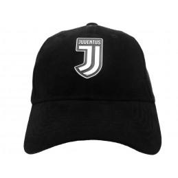 CAPPELLO BASEBALL CAP F.C. JUVENTUS UFFICIALE VELLUTO NERO
