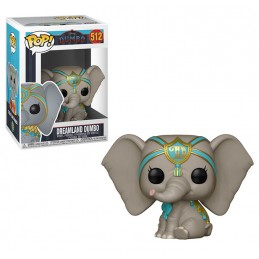 FUNKO POP! DREAMLAND DUMBO BOBBLE HEAD KNOCKER FIGURE FUNKO