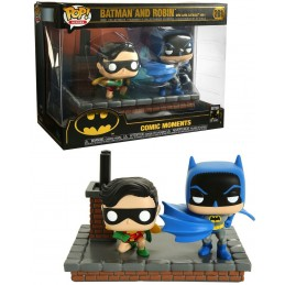 FUNKO POP! BATMAN 80 YEARS - BATMAN AND ROBIN 1964 COMIC MOMENTS FUNKO