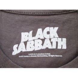 MAGLIA T SHIRT BLACK SABBATH NEVER SAY DIE