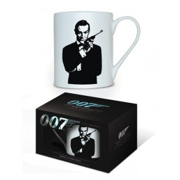 007 JAMES BOND SEAN CONNERY MUG TAZZA IN CERAMICA PYRAMID INTERNATIONAL