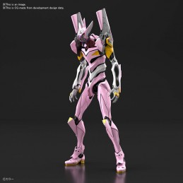 BANDAI RG REAL GRADE EVANGELION EVA UNIT 08 ALFA 1/144 MODEL KIT ACTION FIGURE