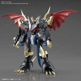 BANDAI DIGIMON FIGURE RISE IMPERIALDRAMON AMPLIFIED MODEL KIT FIGURE
