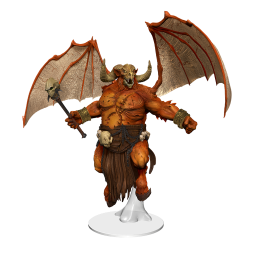 WIZKIDS DUNGEONS AND DRAGONS LORD ORCUS SUPER PREMIUM FIGURE