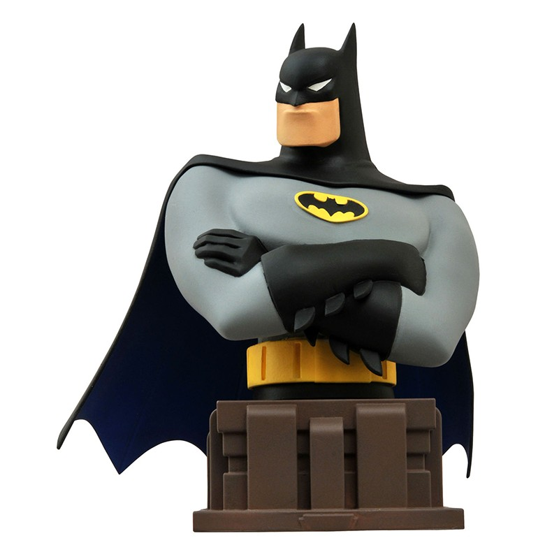 BATMAN THE ANIMATED SERIES BUSTO STATUA DIAMOND SELECT
