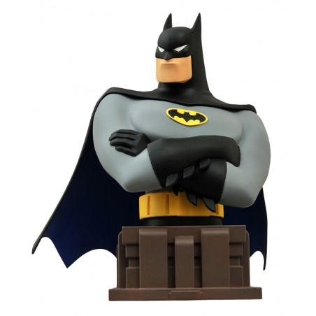 BATMAN THE ANIMATED SERIES BUST STATUE