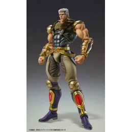MEDICOS ENTERTAINMENT HOKUTO NO KEN IL GUERRIERO RAOH RAOUL ACTION FIGURE
