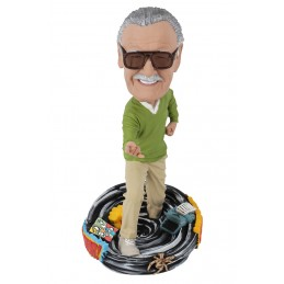 STAN LEE HEADKNOCKER BOBBLE HEAD FIGURE ROYAL BOBBLES