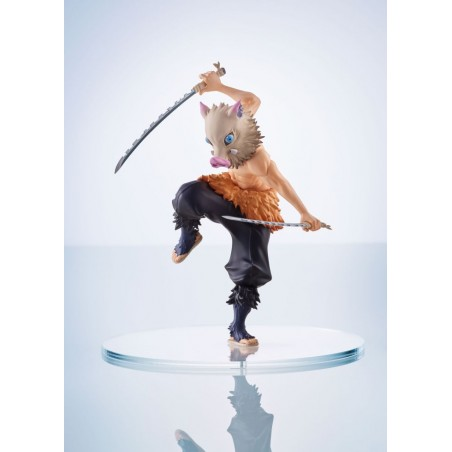 DEMON SLAYER INOSUKE HASHIBIRA CONO STATUA FIGURE