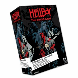 HELLBOY: THE BOARD GAME DARKNESS CALLS EXPANSION GIOCO DA TAVOLO INGLESE MANTIC