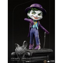 BATMAN 89 THE JOKER MINICO FIGURE STATUA IRON STUDIOS