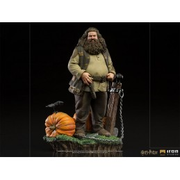 HARRY POTTER HAGRID DELUXE ART SCALE 1/10 STATUA FIGURE IRON STUDIOS
