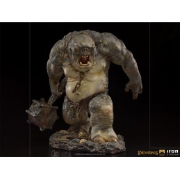 IRON STUDIOS LORD OF THE RINGS CAVE TROLL DELUXE ART SCALE 1/10 STATUE FIGURE