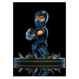 QUANTUM MECHANIX MORTAL KOMBAT Q-FIG DIORAMA SUB-ZERO FIGURE