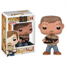 FUNKO POP! THE WALKING DEAD - DARYL DIXON BOBBLE HEAD KNOCKER FIGURE