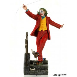 THE JOKER PRIME SCALE 1/3 MOVIE STATUA FIGURE IRON STUDIOS
