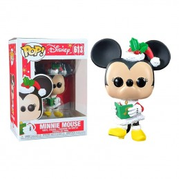 FUNKO FUNKO POP! DISNEY - MINNIE MOUSE CHRISTMAS