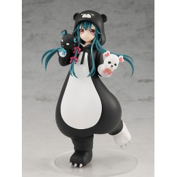 KUMA KUMA KUMA BEAR YUNA POP UP PARADE STATUA FIGURE GOOD SMILE COMPANY