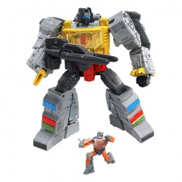 HASBRO TRANSFORMERS GRIMLOCK AND AUTOBOT WHEELIE ACTION FIGURE