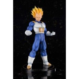 DRAGON BALL Z SUPER SAIYAN VEGETA FIGUARTS ZERO EX ACTION FIGURE BANDAI