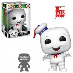 FUNKO POP! GHOSTBUSTERS - STAY PUFT SUPER SIZED FIGURE FUNKO