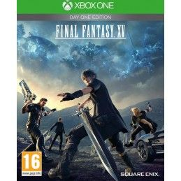 FINAL FANTASY XV 15 XBOX ONE NUOVO ITALIANO SQUARE ENIX