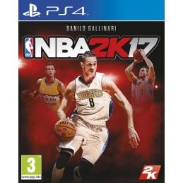 NBA 2K17 PS4 USATO ITALIANO