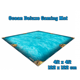 MANTIC ARMADA OCEAN DELUXE GAMING MAT BOARD GAME