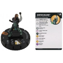 MARVEL HEROCLIX WINTER SOLDIER ILLUMINATI MINIATURE FIGURE WIZKIDS