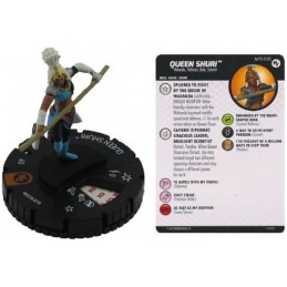 WIZKIDS MARVEL HEROCLIX QUEEN SHURI MINIATURE FIGURE