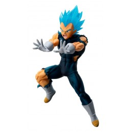 DRAGON BALL SUPER ICHIBANSHO SUPER SAIYAN GOD VEGETA PVC STATUA FIGURE BANDAI