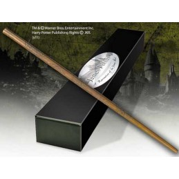 HARRY POTTER JAMES POTTER WAND BACCHETTA NOBLE COLLECTIONS