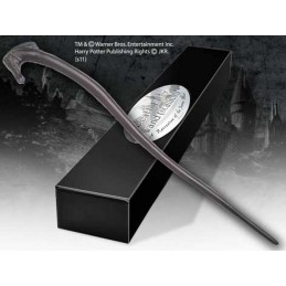 NOBLE COLLECTIONS HARRY POTTER DEAD EATER STALLION WAND BACCHETTA