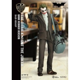 BEAST KINGDOM BATMAN THE DARK KNIGHT JOKER BANK ROBBER DAH-024SP ACTION FIGURE
