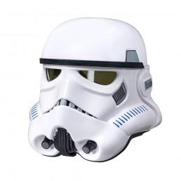 HASBRO STAR WARS HELMET IMPERIAL STORMTROOPER FULL SCALE CASCO 1/1