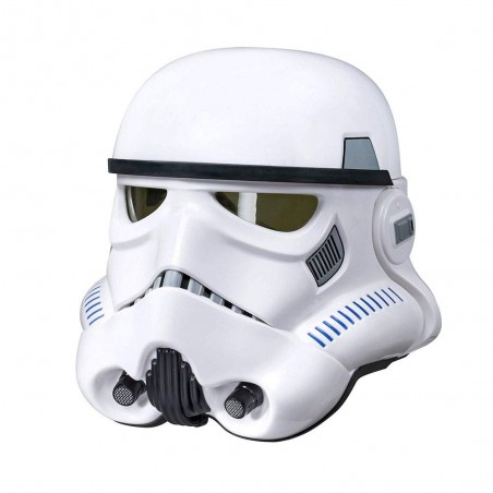 STAR WARS HELMET IMPERIAL STORMTROOPER FULL SCALE CASCO 1/1