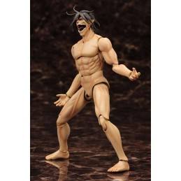 KOTOBUKIYA ATTACK ON TITAN EREN YAEGER MODEL KIT ACTION FIGURE