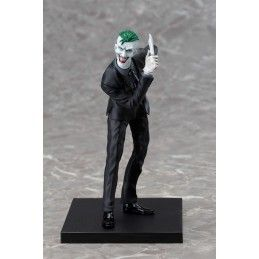 BATMAN THE JOKER NEW 52 ARTFX+ STATUE FIGURE KOTOBUKIYA