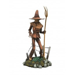 DIAMOND SELECT DC GALLERY SCARECROW COMIC STATUE 25CM FIGURE