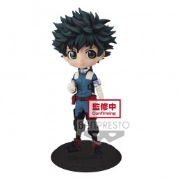 MY HERO ACADEMIA Q POSKET IZUKU MIDORIYA ACTION FIGURE BANPRESTO
