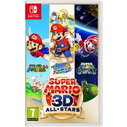 NINTENDO SUPER MARIO 3D ALL STARS SWITCH NUOVO