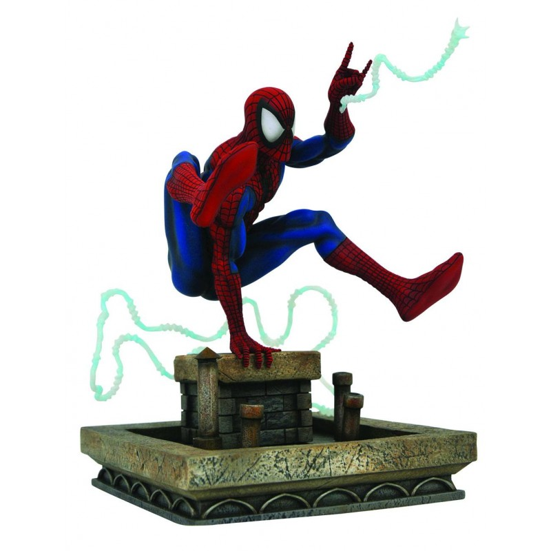 DIAMOND SELECT MARVEL GALLERY 90'S SPIDER-MAN FIGURE STATUE