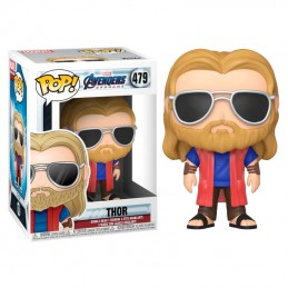 FUNKO POP! AVENGERS ENDGAME - BRO THOR BOBBLE HEAD FIGURE FUNKO