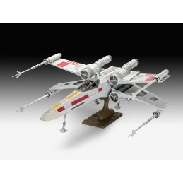 STAR WARS X-WING ALA X MODEL KIT 1/29 FIGURE REVELL